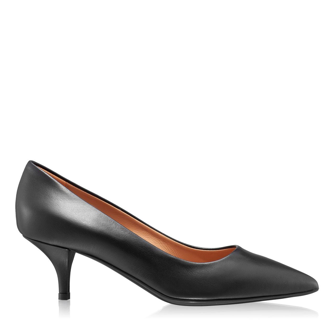 Imagine Pantofi Eleganti Dama 4716 Vitello Negru