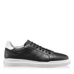 Imagine Pantofi Sport Barbati 6989 Vitello Negru