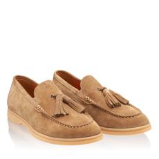 Pantofi Casual Barbati 6990 Crosta Bej
