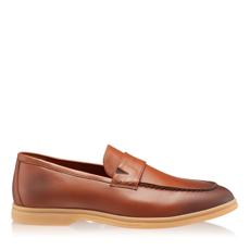 Imagine Pantofi Casual Barbati 6991 Vitello Maro