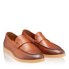 Pantofi Casual Barbati 6991 Vitello Maro
