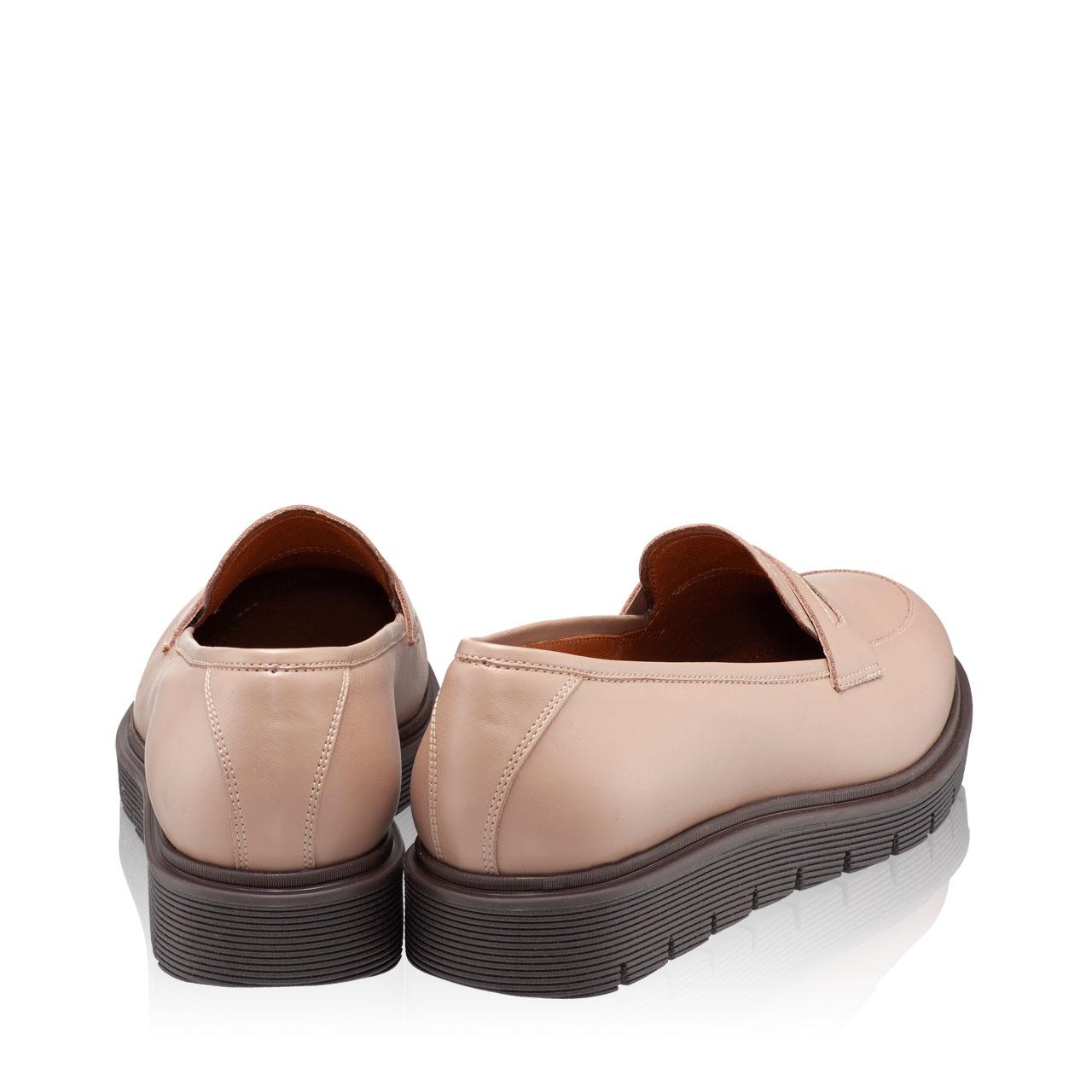 Imagine Pantofi Casual Dama 4829 Vitello Poudre