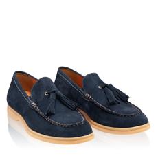 Pantofi Casual Barbati 6990 Crosta Blue