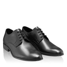 Pantofi Eleganti Barbati 2964 Vitello Negru
