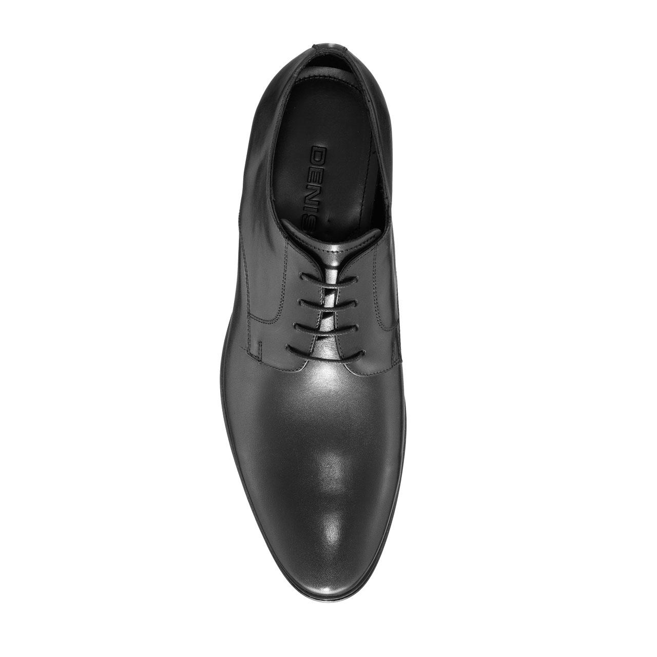 Imagine Pantofi Eleganti Barbati 2964 Vitello Negru