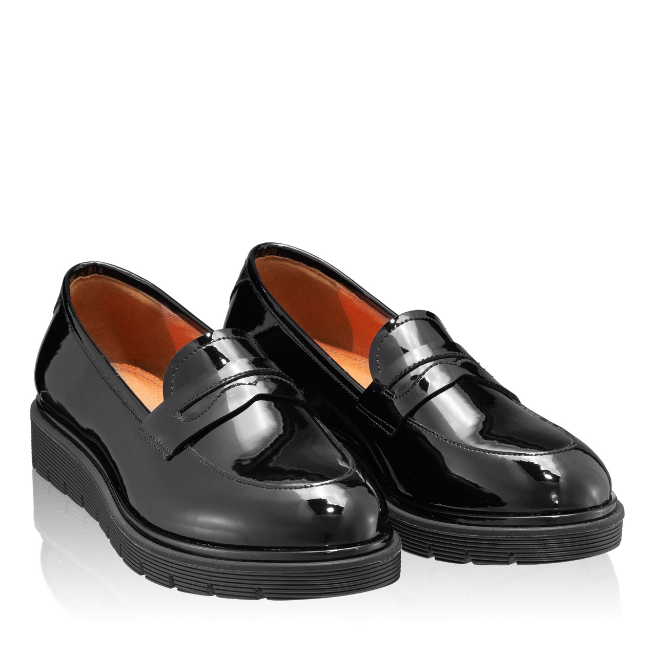 Imagine Pantofi Casual Dama 4829 Lac Negru