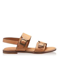 Imagine Sandale dama 4312 Vitello Cuoio