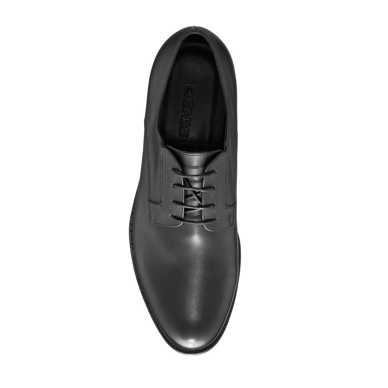 Imagine Pantofi Eleganti Barbati 7011 Vitello Negru
