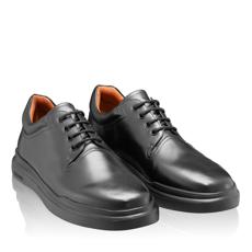 Pantofi Sport Barbati 7002 Vitello Negru