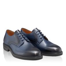 Pantofi Casual Barbati 6646 Vitello Blue