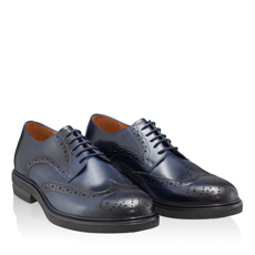 Pantofi Casual Barbati 6979 Vitello Blue