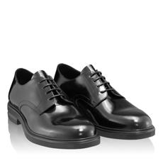 Pantofi Casual 6646 Abrazivato Negru