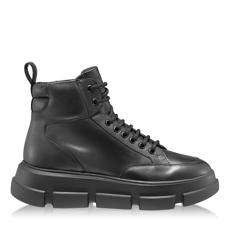 Imagine Pantofi Sport Dama 7175 Vitello Negru