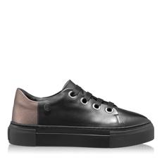 Imagine Pantofi Sport Dama 7102 Vitello Negru