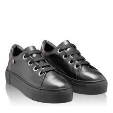 Pantofi Sport Dama 7102 Vitello Negru