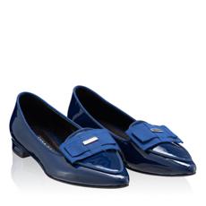 Pantofi Casual Dama 5877 Lac Albastru