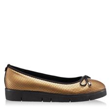 Imagine Pantofi Casual Dama 4263 Lamin Oro