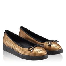 Pantofi Casual Dama 4263 Lamin Oro
