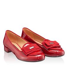 Pantofi Casual Dama 4257 Lac Bordo