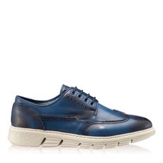 Imagine Pantofi Casual Barbati 6702 Vitello Blue