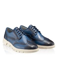 Pantofi Casual Barbati 6702 Vitello Blue
