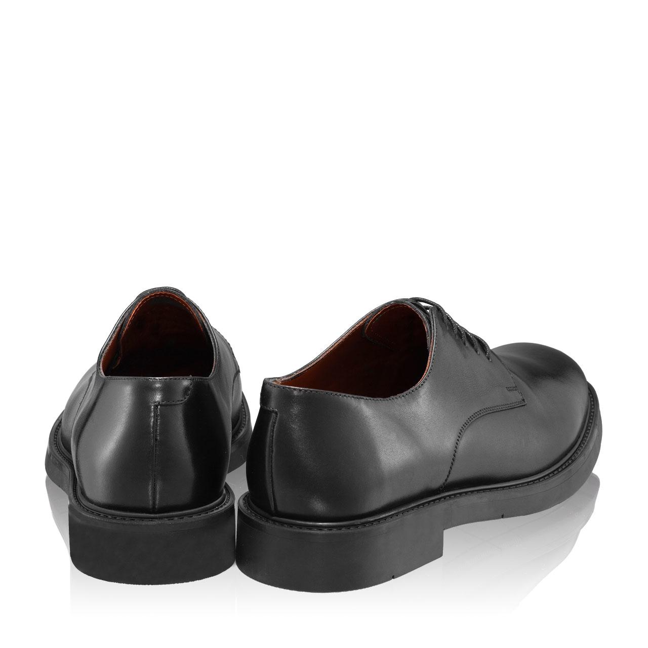 Imagine Pantofi Casual Barbati 6914 Vitello Negru