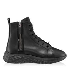 Imagine Pantofi Sport Dama 7173 Vitello Negru