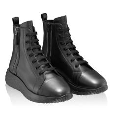 Pantofi Sport Dama 7173 Vitello Negru