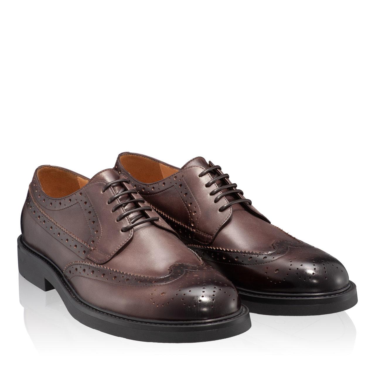 Imagine Pantofi Casual Barbati 6909 Vitello Coffee