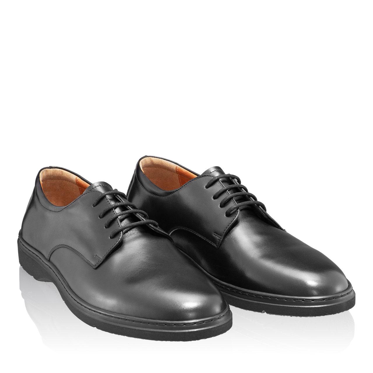 Imagine Pantofi Casual Barbati 6982 Vitello Negru