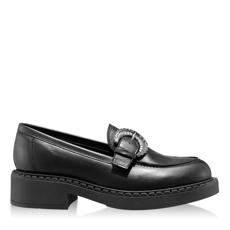 Imagine Pantofi Casual Dama 7157 Vitello Negru