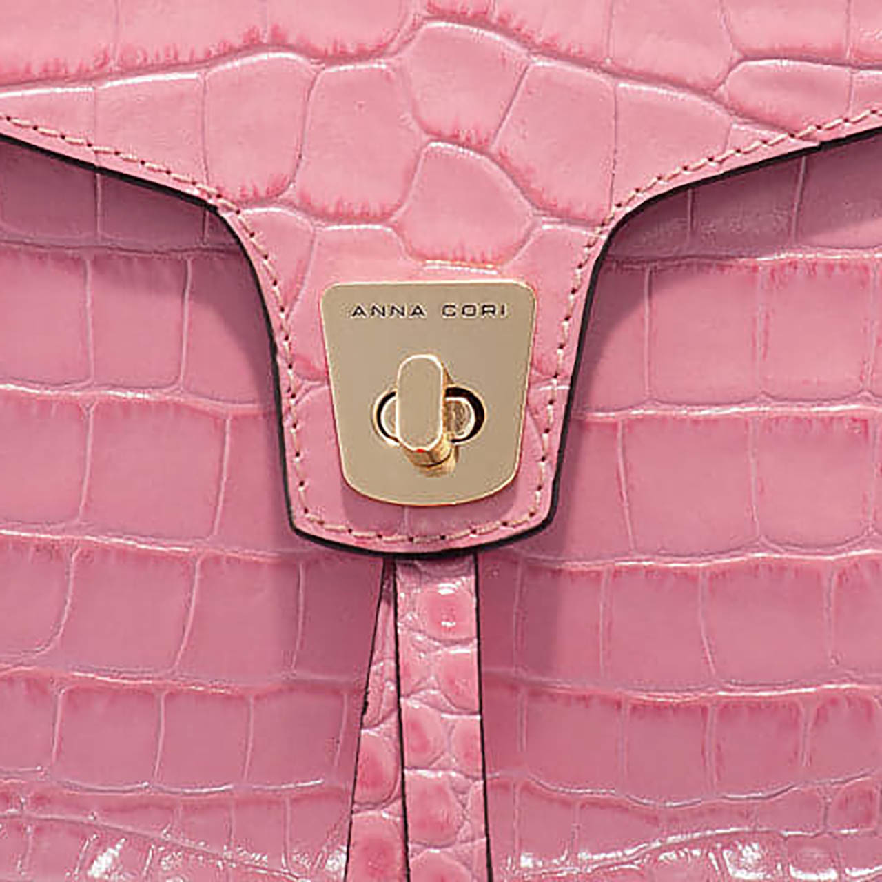 Picture of FABIA CROCO PINK