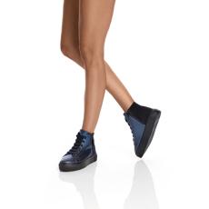 Pantofi Sport Dama 7168 Laminato Blue