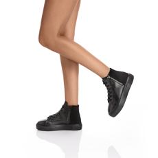 Pantofi Sport Dama 7168 Vitello Negru